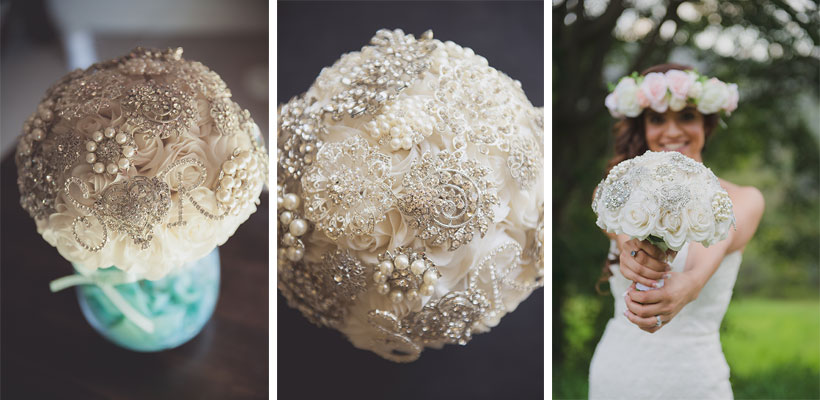 Wedding Brooch Bouquet Nz : Wedding flowers which to choose for your